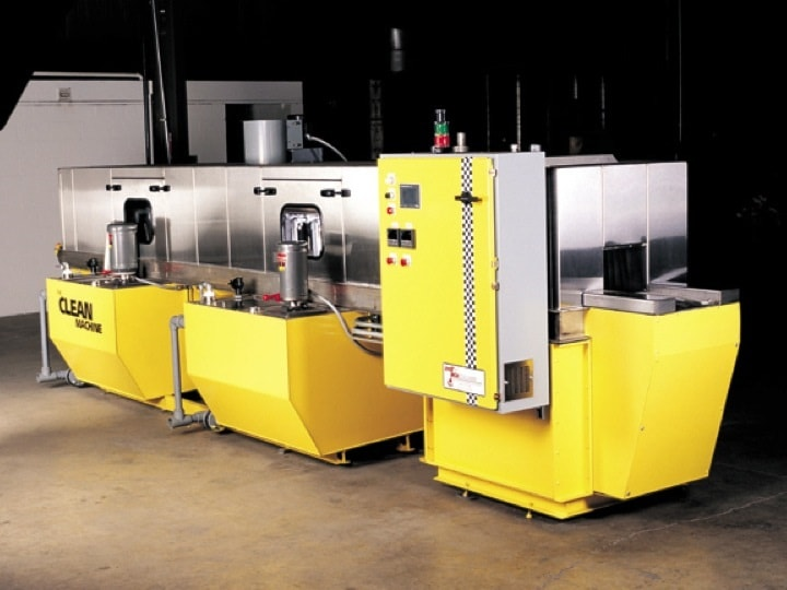 The Clean Machine Automotive Parts Washer