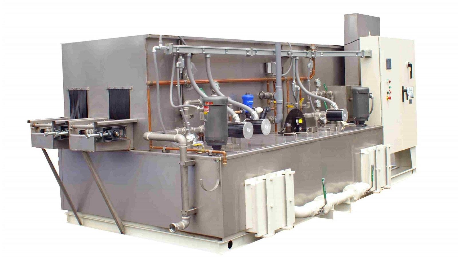 Large Belt Conveyor Washer
