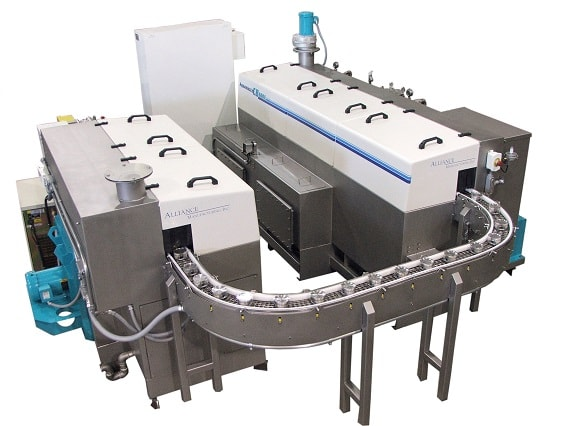Conveyor Parts Washer Manufacturers And Information