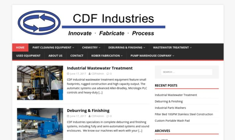 CDF Industries