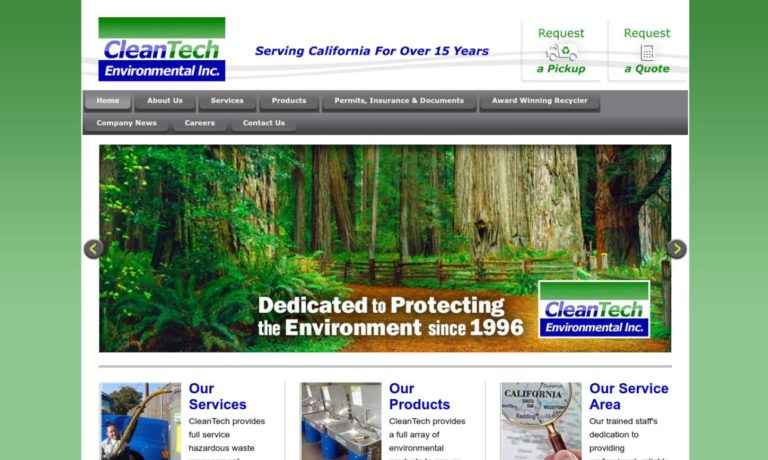 CleanTech Environmental Services, Inc.