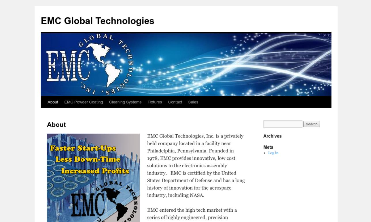 EMC Global Technologies, Inc.