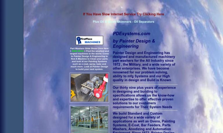 Painter Design and Engineering, Inc.