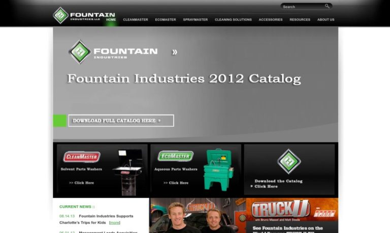 Fountain Industries Co.