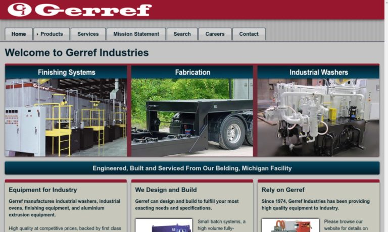 Gerref Industries, Inc.