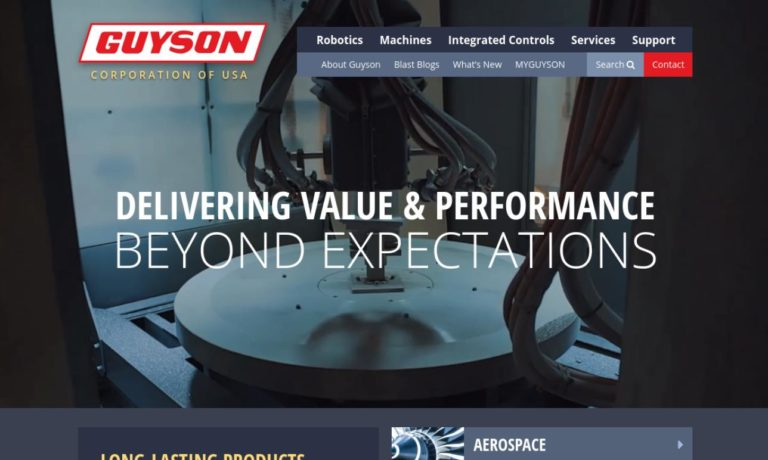 Guyson Corporation of USA