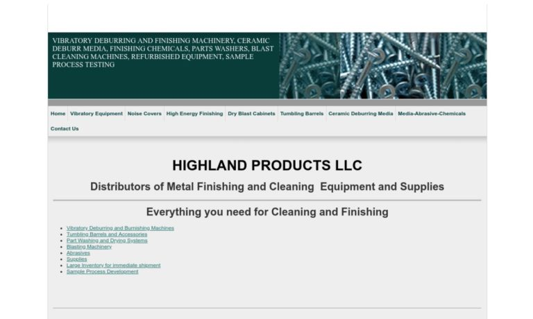 Highland Products LLC