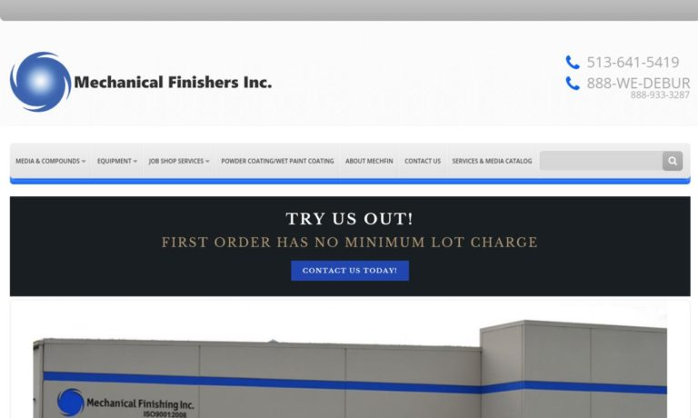 Mechanical Finishing, Inc.