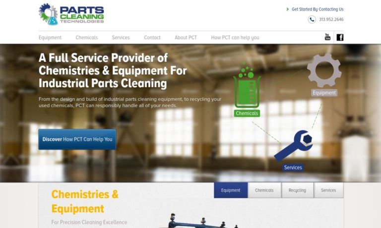 Parts Cleaning Technologies