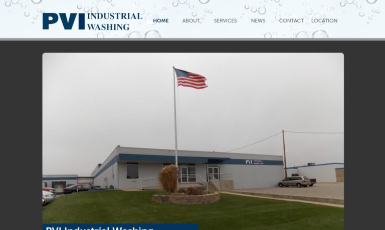 PVI Industrial Washing, Inc.