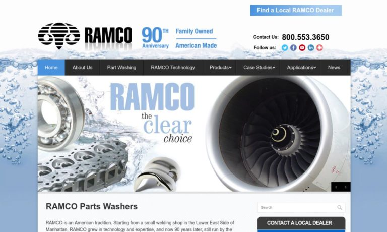 RAMCO Equipment Corporation