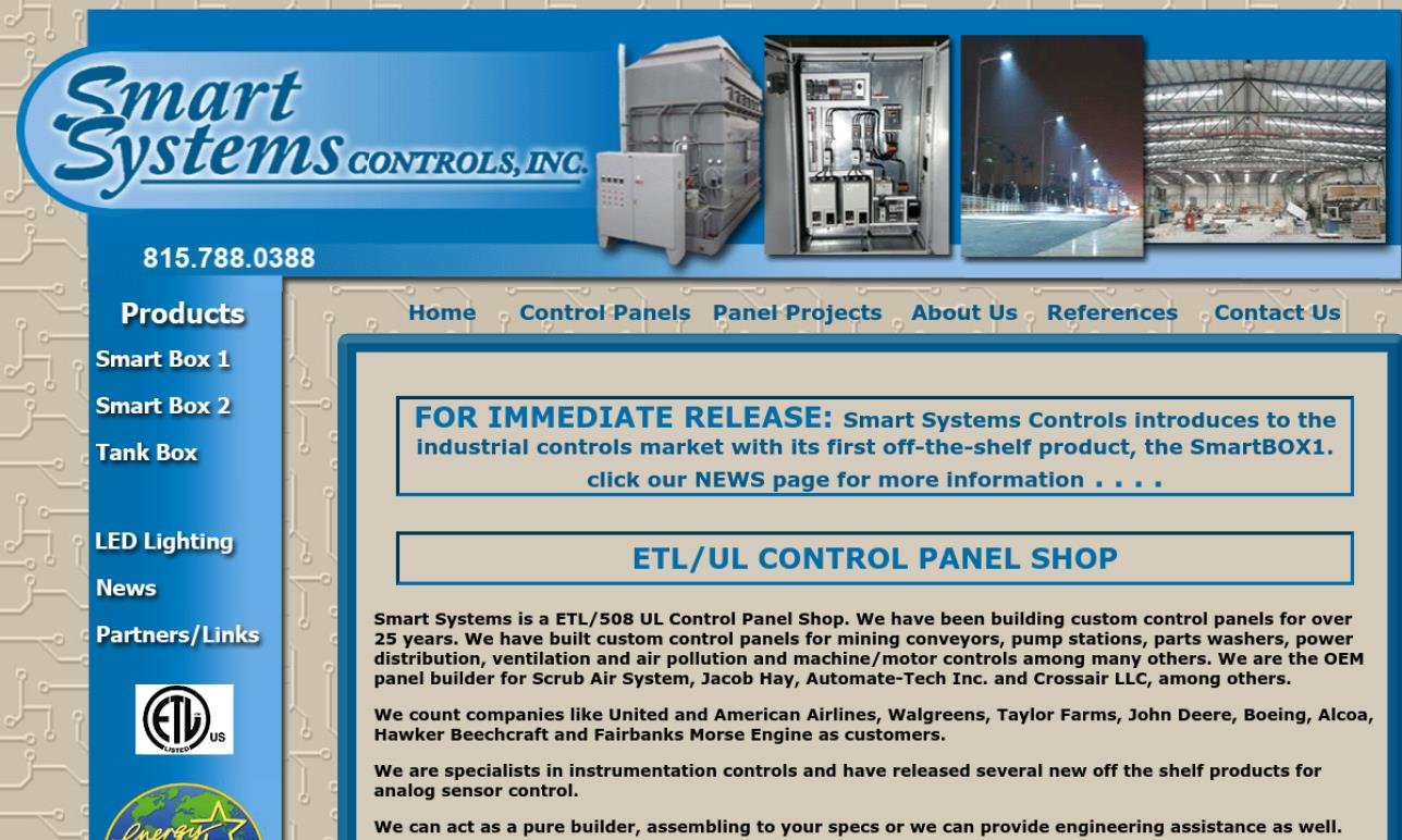 Smart Systems Controls Inc.