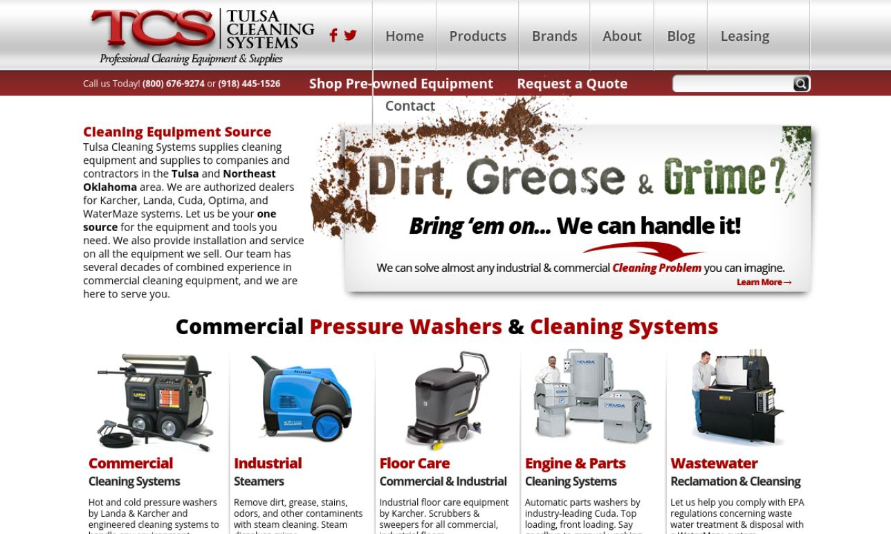 Tulsa Cleaning Systems