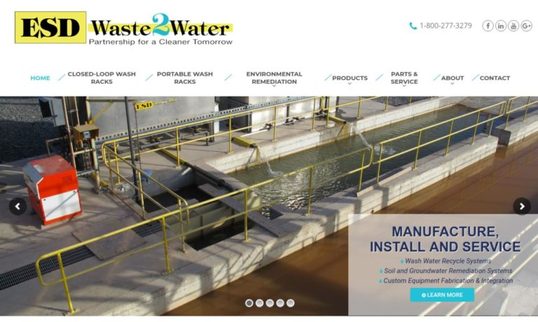 ESD Waste Water, Inc.